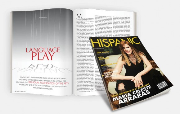 Hispanic Magazine Art Direction