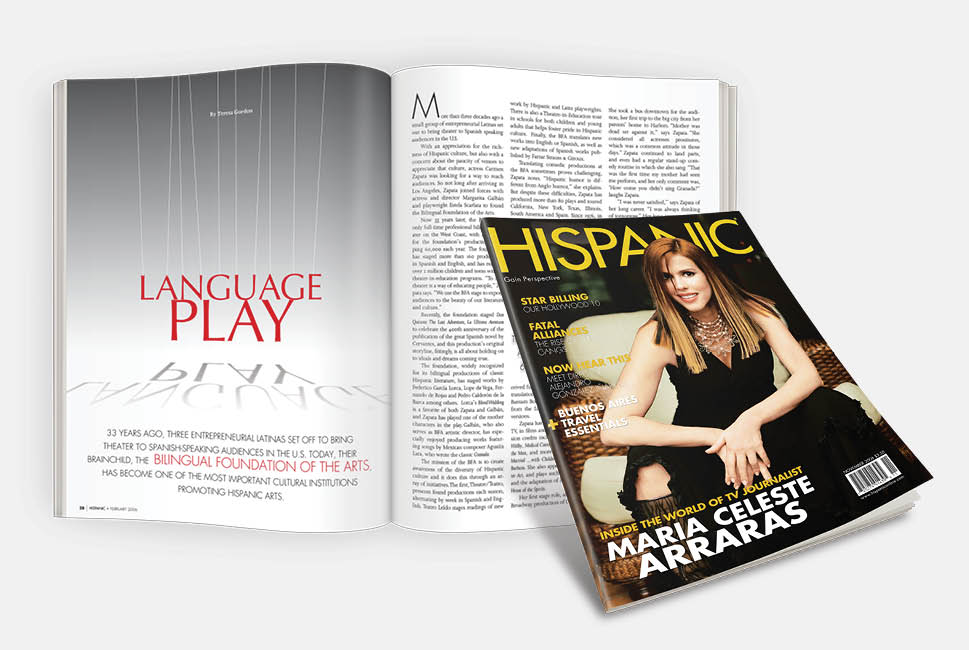 Hispanic Magazine