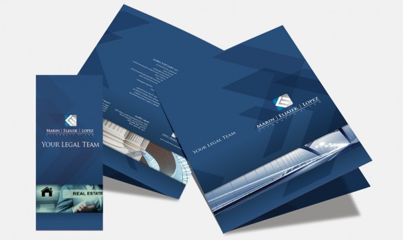 Law Office Brochure Design