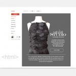 Fashion company Eblast design