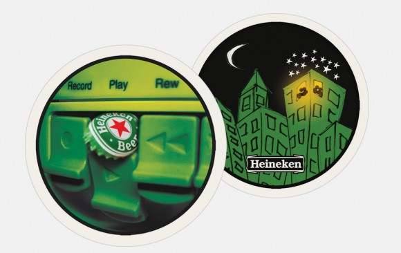 Heineken Worldwide Contest Design