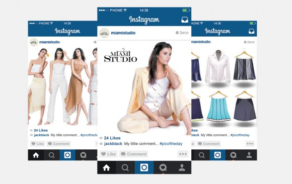 Instagram Campaign Design