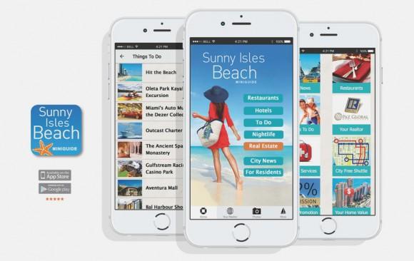 App Design Sunny Isles Beach