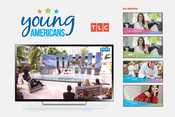 TV brand design